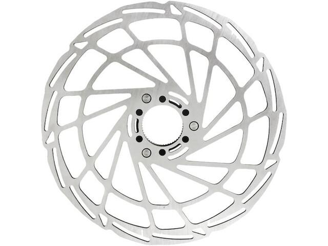 Jagwire Sport SR1 Brake Disc Centerlock silver